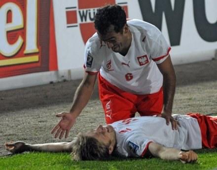 Tak grającego Rogera i Błaszczykowskiego nie widzieliśmy dawno /AFP