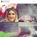 Tak gwiazdy świętowały zwycięstwo polskiej reprezentacji!