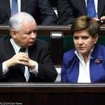 Tak Jarosław Kaczyński przezywa Beatę Szydło?