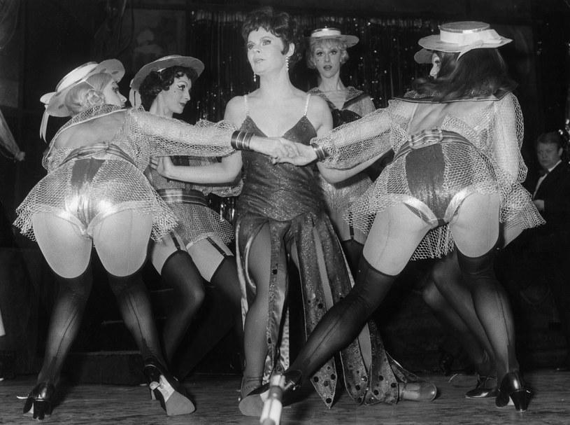 Tak Judi Dench wyglądała w 1968 roku /Image State Keystone /East News