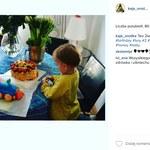 Tak Kaja Śródka świętowała 2. urodziny swojego synka!