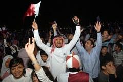 Tak Katar cieszył się z mundialu