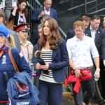 Tak Kate ubrała się na olimpiadę
