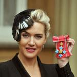 Tak Kate Winslet ubrała się na spotkanie z królową