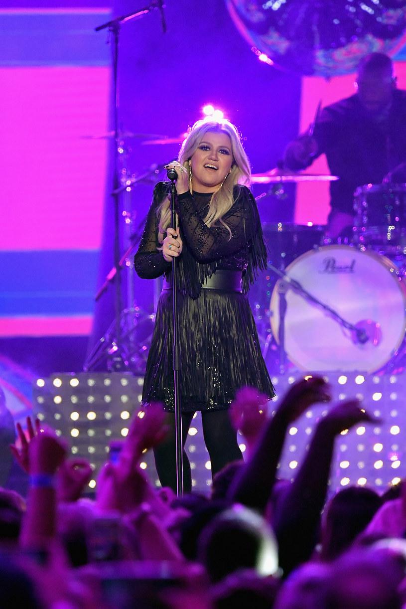 Tak Kelly Clarkson wygląda obecnie /Mike Coppola /Getty Images