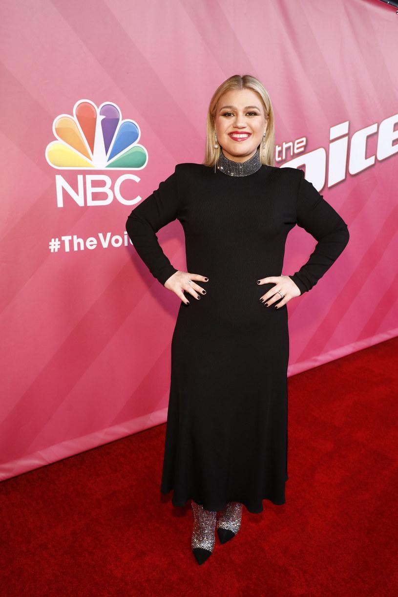 Tak Kelly Clarkson wygląda obecnie /NBCUniversal /Getty Images
