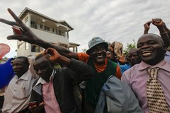 Tak Kenia cieszyła się ze zwycięstwa Baracka Obamy