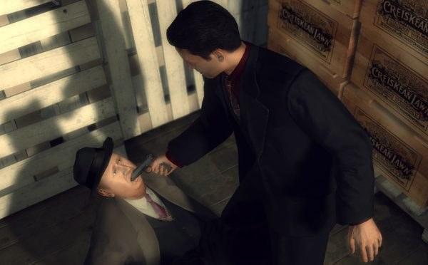 Tak kończą ludzie robiący zły PR grze Mafia II /Informacja prasowa