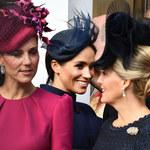 Tak księżna Kate zareagowała na wieść o ciąży księżnej Meghan