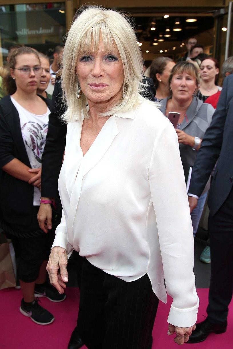 Tak Linda Evans wygląda aktualnie, zdjęcie z sierpnia tego roku /Splash News /East News