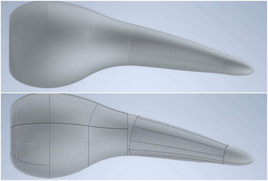 Tak ma wyglądać cyfrowy stetoskop /Materiały udostępnione nam przez twórców cyfrowego stetoskopu /