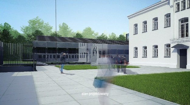 Tak ma wyglądać Muzeum Żołnierzy Wyklętych w Ostrołęce (wizualizacja) /