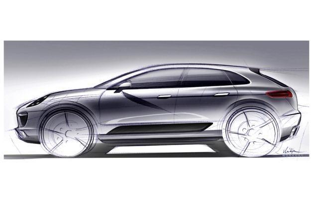 Tak ma wyglądać Porsche Macan /