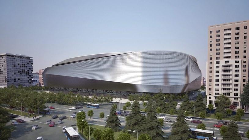 Tak ma wyglądać stadion Realu Madryt /PAP/EPA