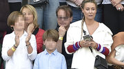 Tak Małgorzata Rozenek-Majdan kibicowała Radziowi! Co za emocje!