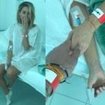 Tak Małgorzata Rozenek-Majdan zaszła w ciążę! Opublikowała zdjęcia ze szpitala!