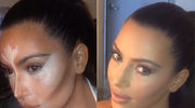 Tak maluje się Kim Kardashian