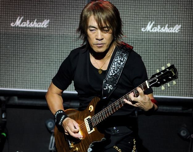 Tak Matsumoto (B'z) - fot. Kevin Winter /Getty Images/Flash Press Media