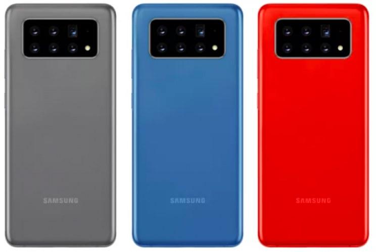 Tak miałby wyglądać nowy smartfon Samsunga / fot. Let'sGoDigital /materiał zewnętrzny