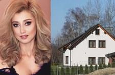 Tak mieszka Justyna Żyła! Po rozwodzie została jej kosztowna posiadłość!
