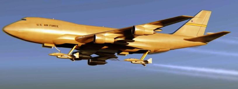 Tak mógł prezentować się latający lotniskowiec Boeinga /materiały prasowe