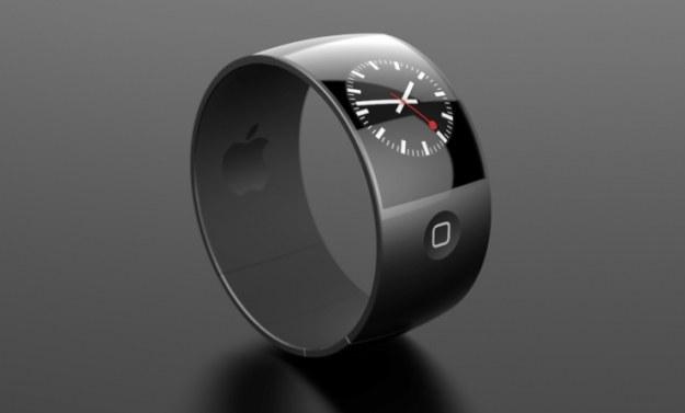 Tak może wyglądać Apple iWatch /materiały prasowe