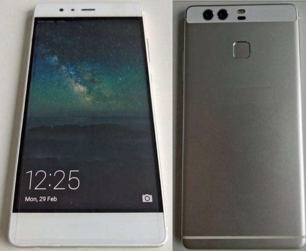 Tak może wyglądać Huawei P9 /materiały prasowe