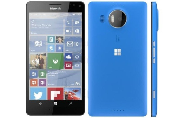 Tak może wyglądać Microsoft Lumia 950XL /materiały prasowe