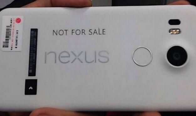 Tak może wyglądać Nexus 5 /materiały prasowe