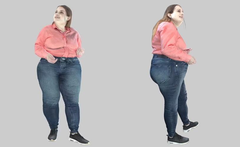 Tak może zmienić się ciało człowieka w wyniku zmian wynikających z lockdownu. Fot. Lloyds Pharmacy /materiały prasowe