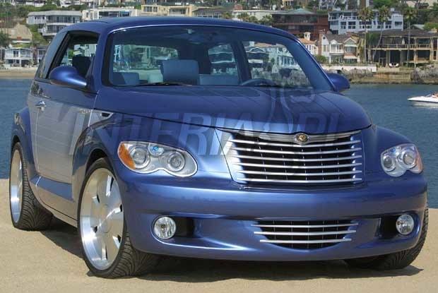 Tak na zdjęciu wygląda Chrysler California Cruiser (kliknij) /INTERIA.PL