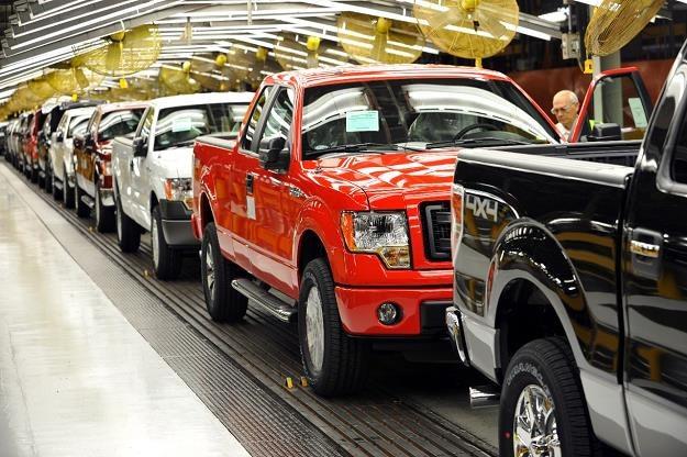 Tak obecnie wyglądają fabryki Forda /