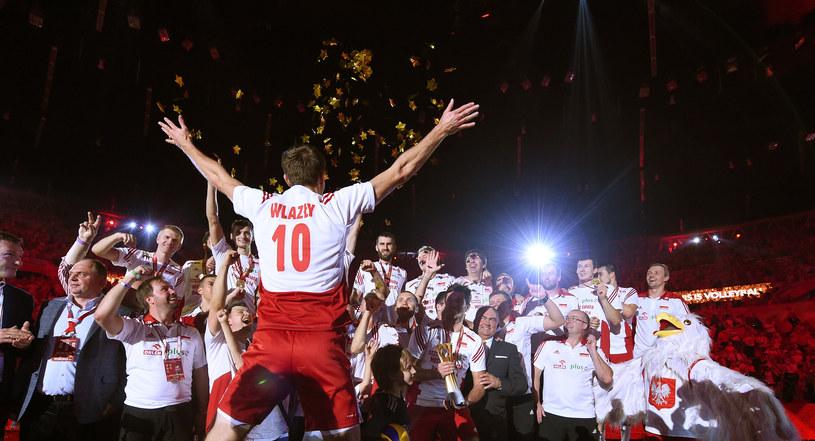 Tak Polacy świętowali złoto z Wlazłym /www.fivb.org