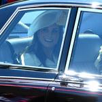 Tak prezentowała się rodzina królewska na ślubie Meghan i Harry'ego!