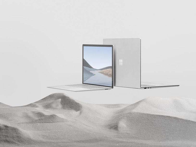 """Tak prezentuje się Microsoft Surface Laptop 3 - najbardziej """"klasyczny"""" przedstawiciel serii Surface /materiały promocyjne"""