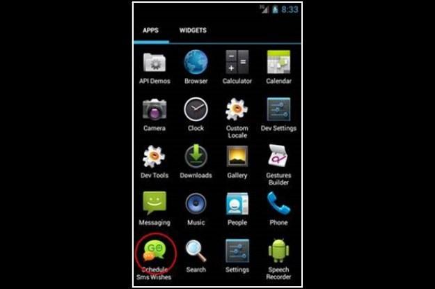Tak prezentuje się trojan Android.SmsBot.120.origin po instalacji /materiały prasowe