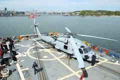 Tak prezentuje się USS Jason Durham: