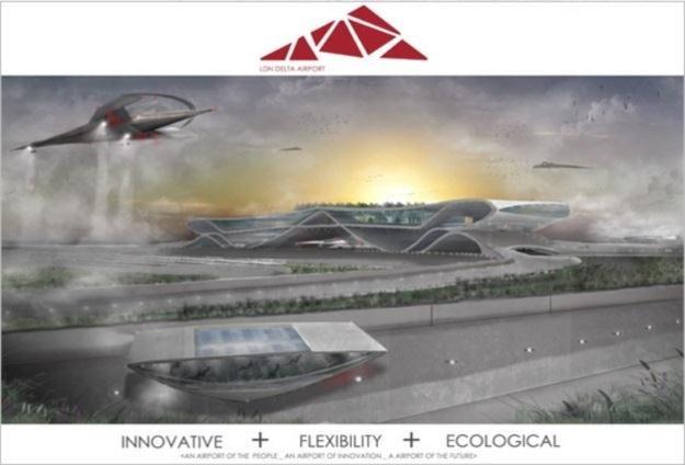 Tak prezentuje się zwycięski koncept.   Fot. Fentress Architects /materiały prasowe
