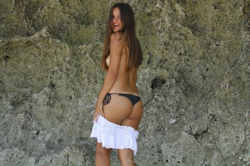 Tak prezentuje swoje atuty 21-letnia Brazylijka /East News