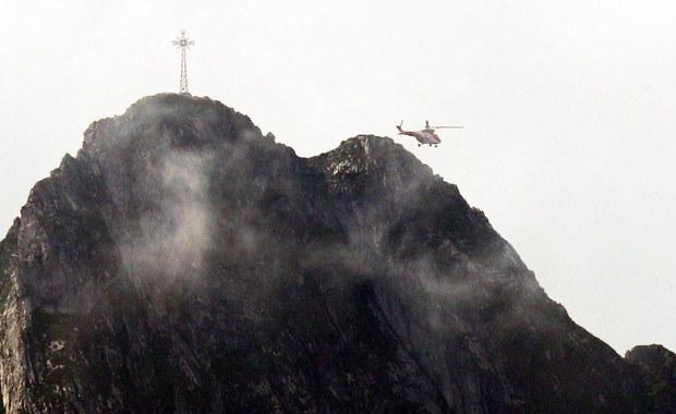 Tak przebiegała akcja ratunkowa po burzy w Tatrach. TOPR ujawniło szczegóły