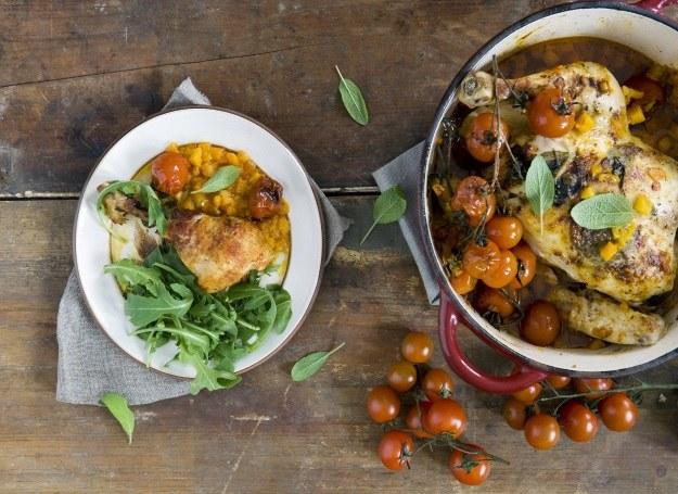 Tak przyrządzony Kurczak Zagrodowy to pełnia smaku i wartości odżywczych /materiały prasowe