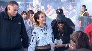 Tak Rihanna bawiła się w Polsce!