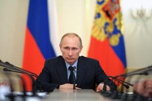 Tak Rosjanie oceniają Putina