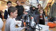 Tak rywalizowały roboty w łódzkiej Manufakturze!