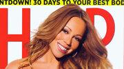 Tak schudła Mariah Carey po ciąży