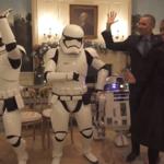 Tak się bawi, tak się bawi, Biały Dom! - wideo