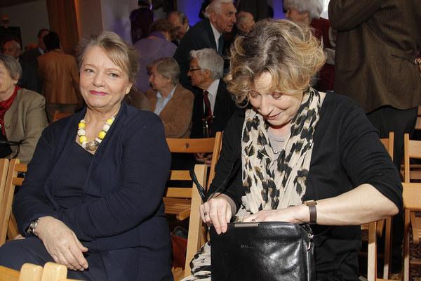 Teresa Budzisz Krzyżanowska: Anna Seniuk I Teresa Budzisz-Krzyżanowska