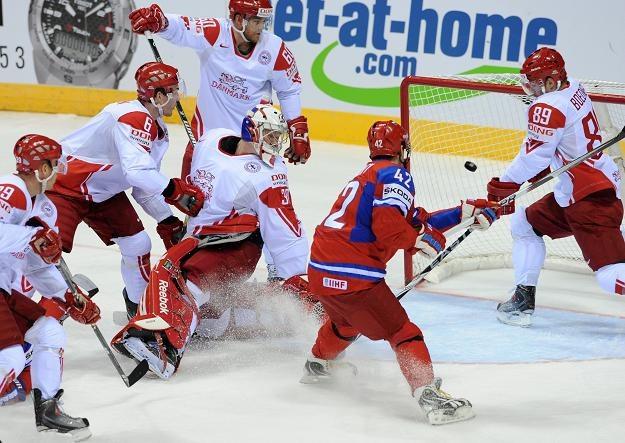 Tak Siergiej Zinowiew strzelił pierwszego gola dla Rosji /AFP