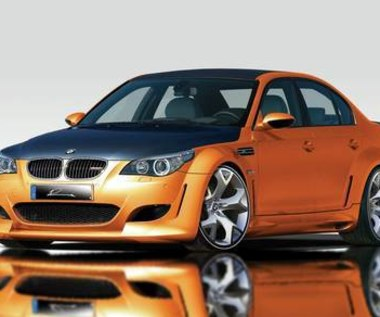 Tak tuninguje się BMW!