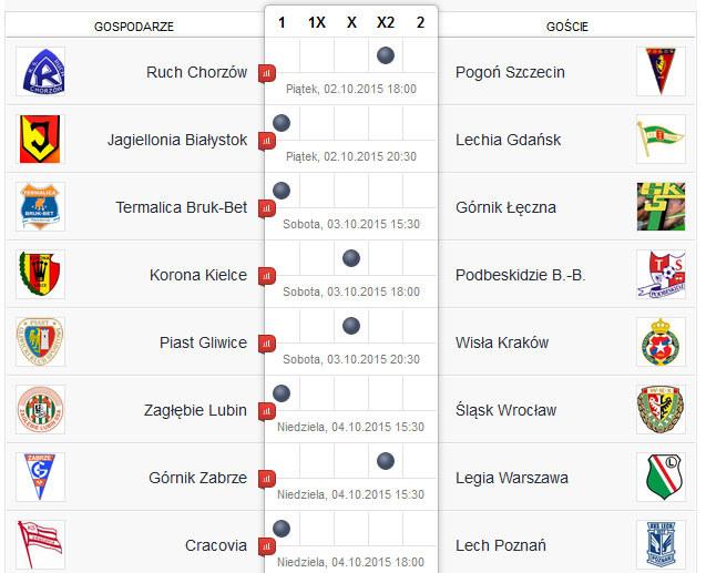 Tak typuje Paulina Czarnota-Bojarska /INTERIA.PL